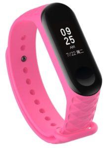 Фитнес браслет xiaomi mi band 3 pink обзор, отзывы